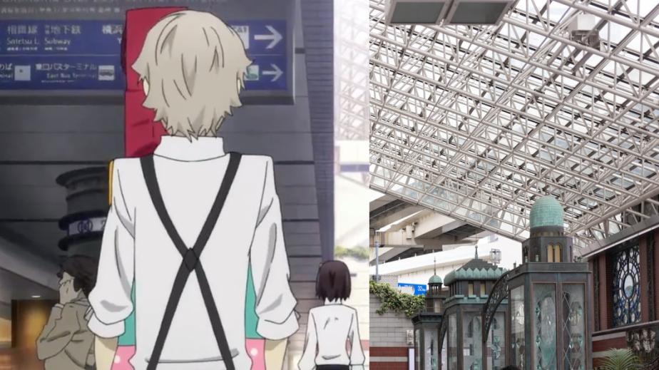 Anime Pilgrimage #3: Bungou StrayDogs