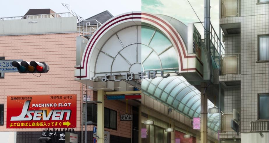 Anime Pilgrimage #7: Bungou StrayDogs
