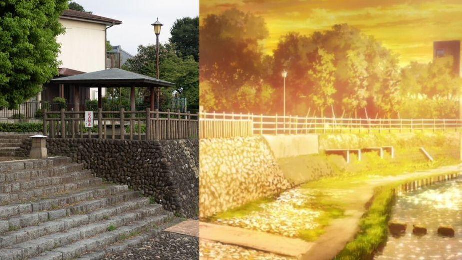 Anime Pilgrimage #9: Tsuki GaKirei