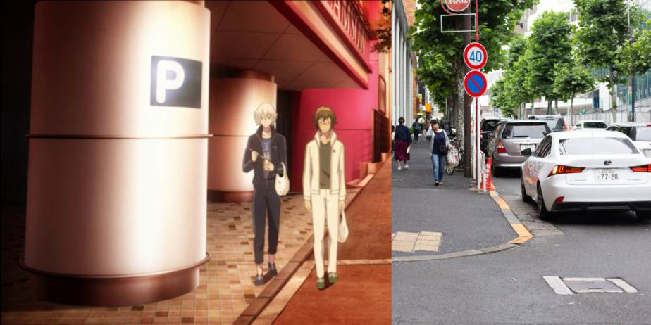 Anime Pilgrimage #10:IDOLiSH7