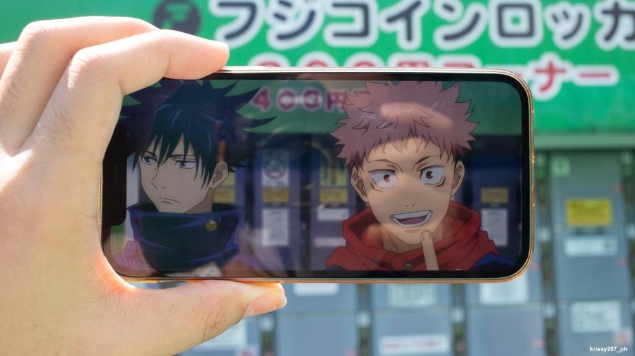 Anime Pilgrimage #13: JujutsuKaisen